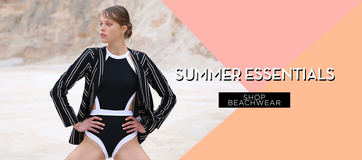 SHOP beachwear